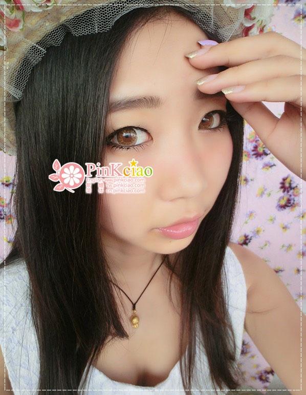 YOYO木马分享 - candy magic 混血娃娃棕(baby doll)