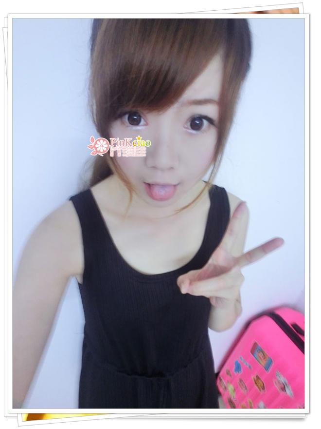小雪Kimaomi分享 – dueba 大露珠巧克力 很萌而且很显小