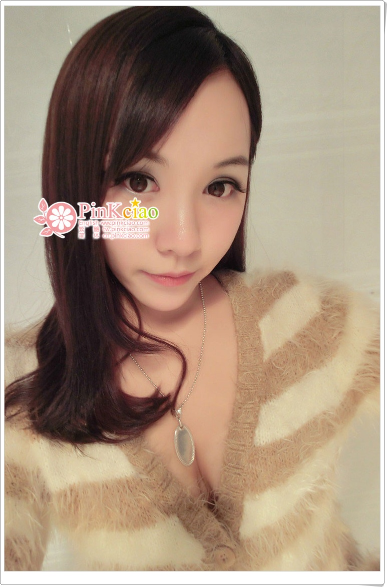 Q眼的小狸猫分享 - geo holicat 荷丽猫爱恋巧(lovely cat) 最新热卖自然款月抛