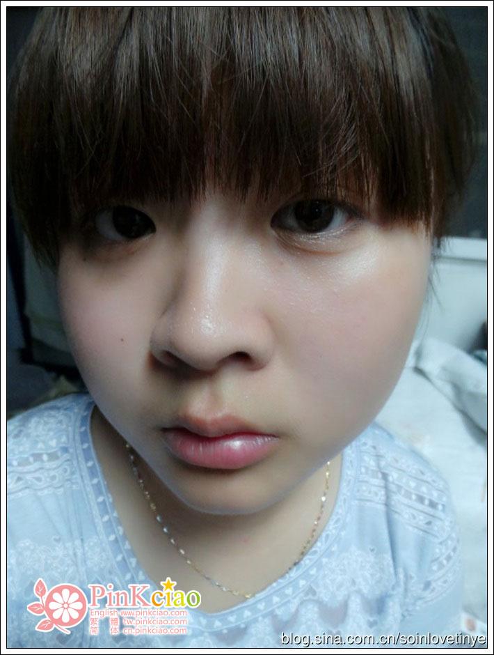 刘婷分享 - 右素眼;左geo Bella 贝拉棕