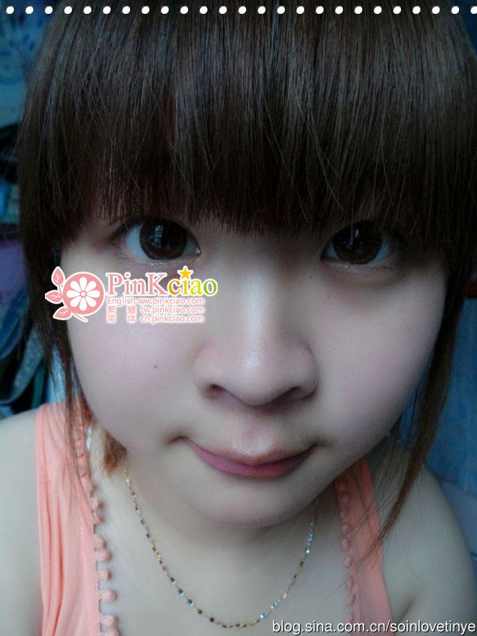 刘婷分享 - geo Grang Grang奶茶巧克力 素颜亮眼小秘诀