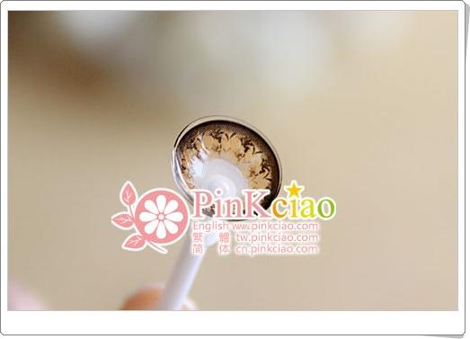 千金妞分享 - geo flower 晨光棕 超水灵花系