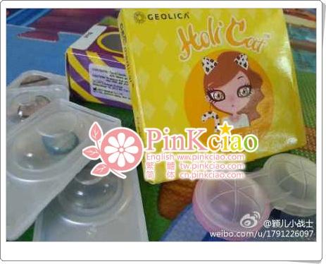 颖儿分享 - geo holicat 荷丽猫仙女棕(Barbie Cat) 俏皮小野猫