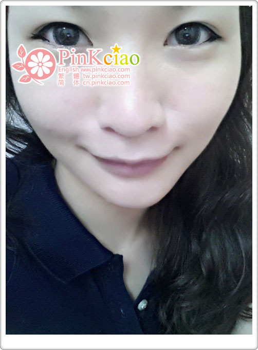 林琳分享 - pinky color 糖果子灰 magic magic假睫毛-C01 自然微混血