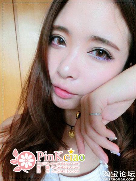 七七酱分享 - Hyper 4 Tone Pinky 栗子粉红 自然美粉色小蘿莉