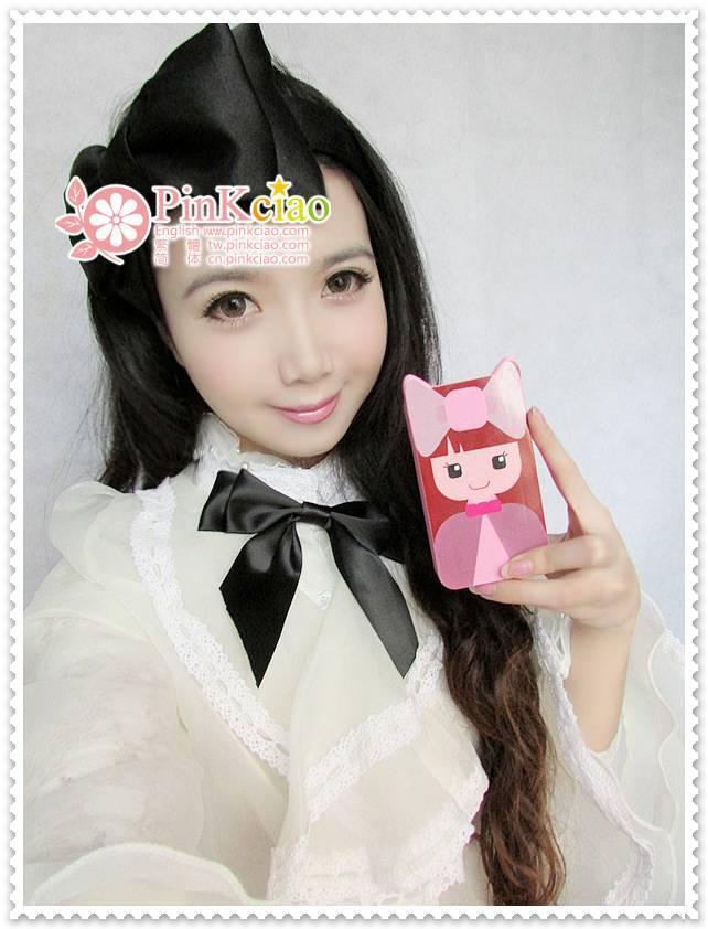 华子分享 - geo berry holic 混血三色棕 扑朔迷离大美目