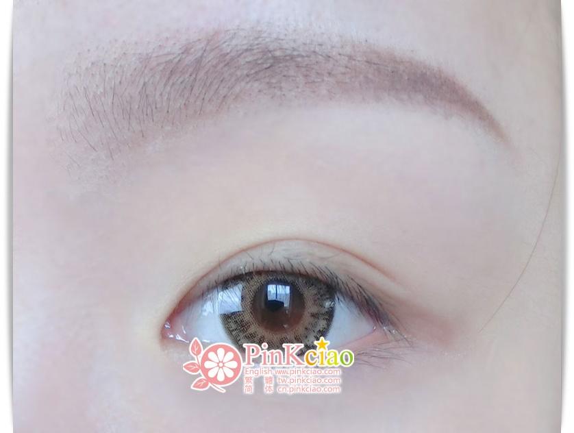 邹礼旭分享 - geo eyes cream 冰淇淋棕 最新、甜美必备款