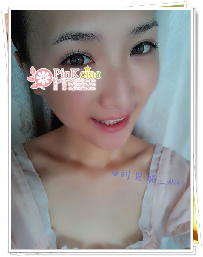 刘贝妮分享 - geo sparkling 火花四色棕 魅力四色小混血