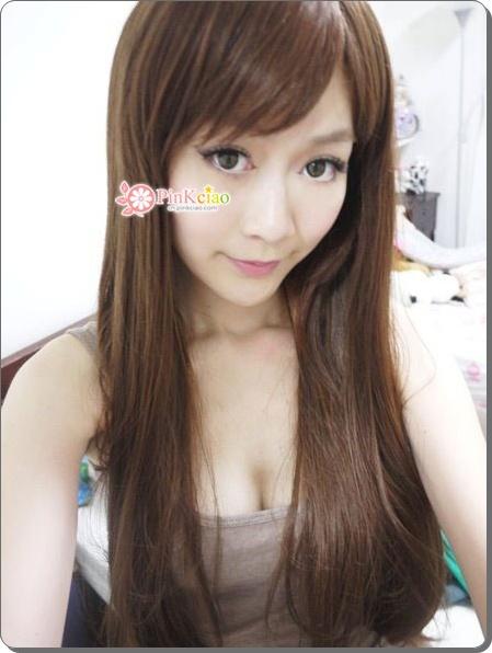 【NLS_01】日本杂志大推小恶魔御用多层次感长发