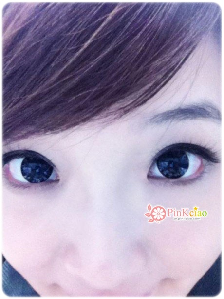 韩国GEO美瞳 MIMO WT-B65钻石甜心灰