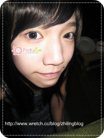 韩国GEO美瞳 OL-105冰凝灰