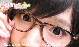 韩国GEO美瞳 ck-105小s黑瞳