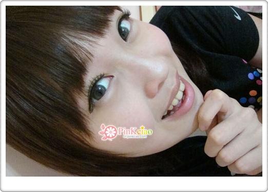 日本Magic Magic假睫毛 自然系列-N05+日本EOS美瞳 G-305-Gray Baby Doll混血娃娃灰
