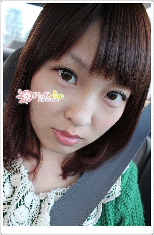 日本Magic Magic假睫毛 自然系列-N05+日本ROYAL VISION美瞳-PC-A04糖菓子咖