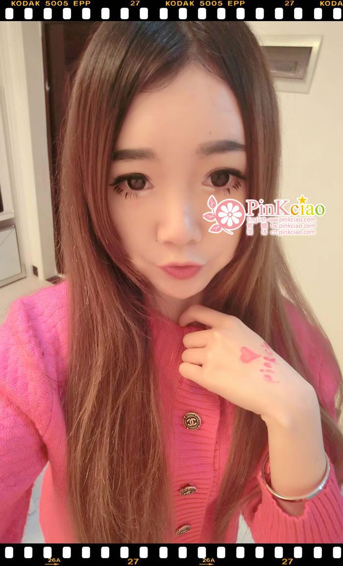 小雪Kimaomi分享 - (Monthly) Fairy Natural Black 超级自然 深邃瞳