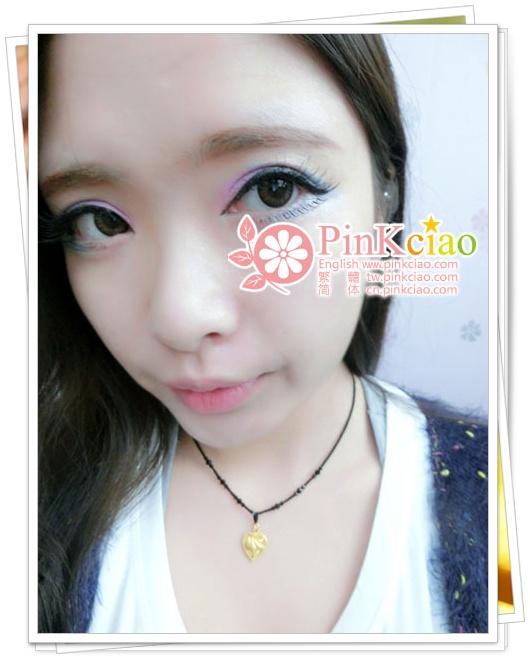 七七酱分享 - (1 Day) Fairy Princess Brown 迷人自然
