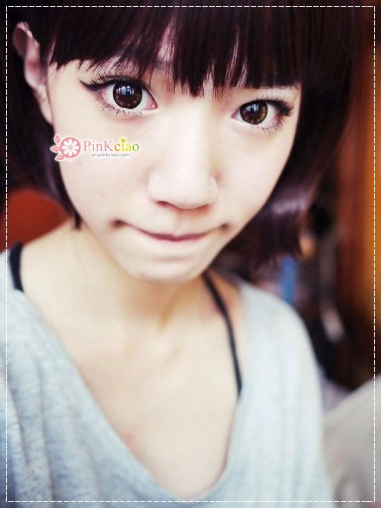 hanako全头短假发