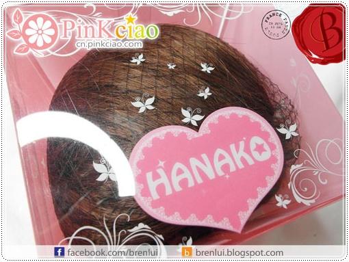 HANAKO的假发,丸子头,包包头